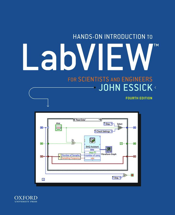 Hands-On Introduction to LabVIEW for Scientists and Engineers 4e Instructor Resources