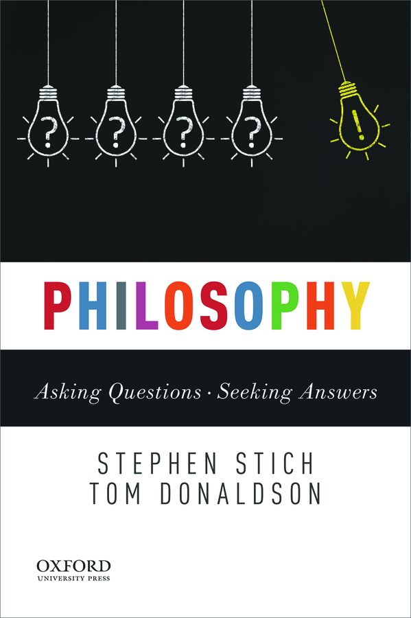 Philosophy: Asking Questions--Seeking Answers Student Resources
