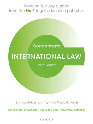 International Law Concentrate 3e