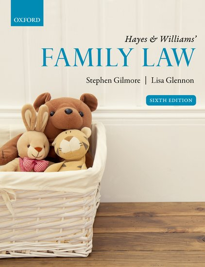 Hayes & Williams' Family Law 6e resources