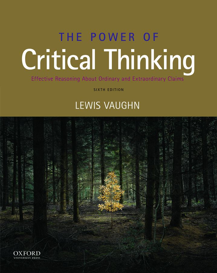 Power of Critical Thinking 6e