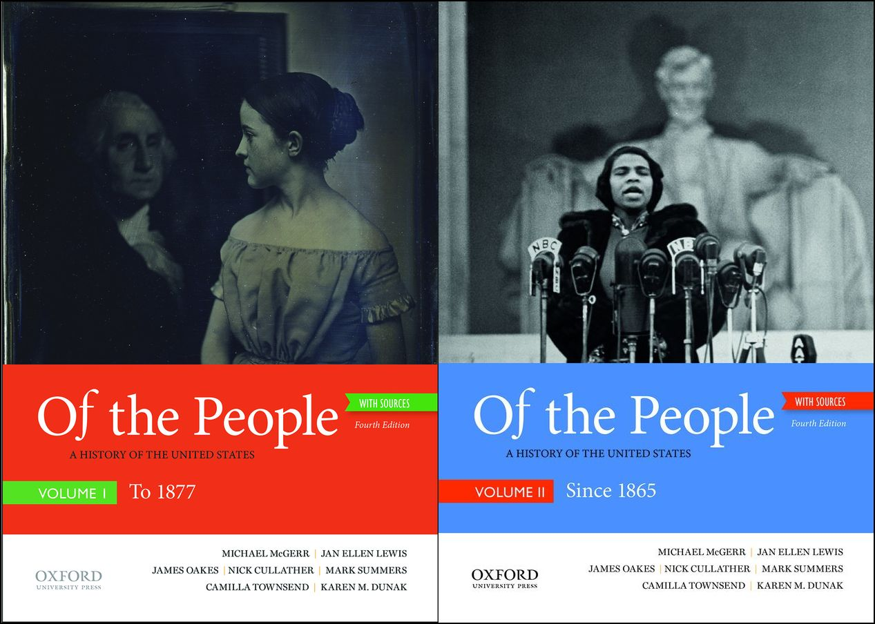 Of the People 4e Instructor Resources