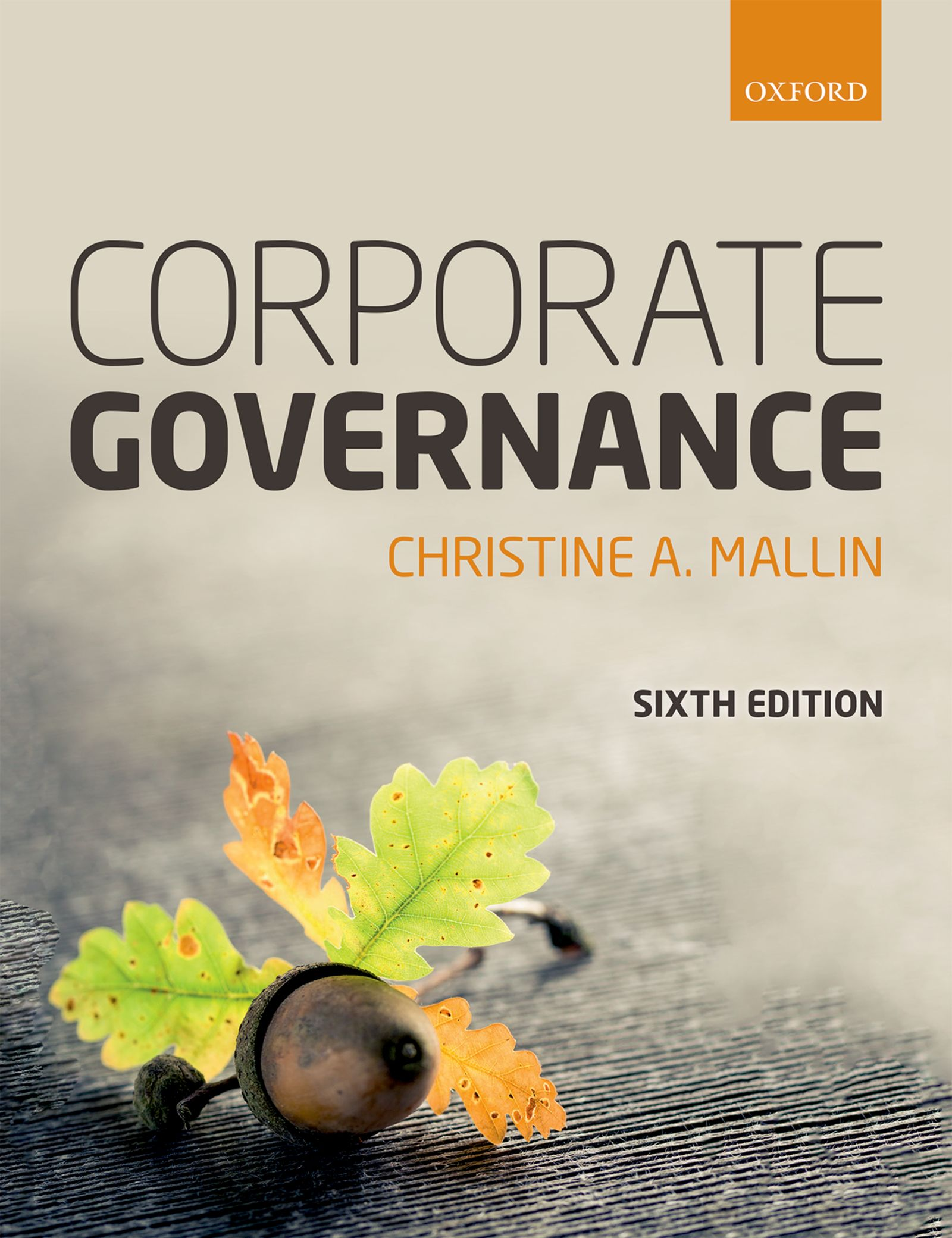 Corporate Governance 6e Lecturer Resources