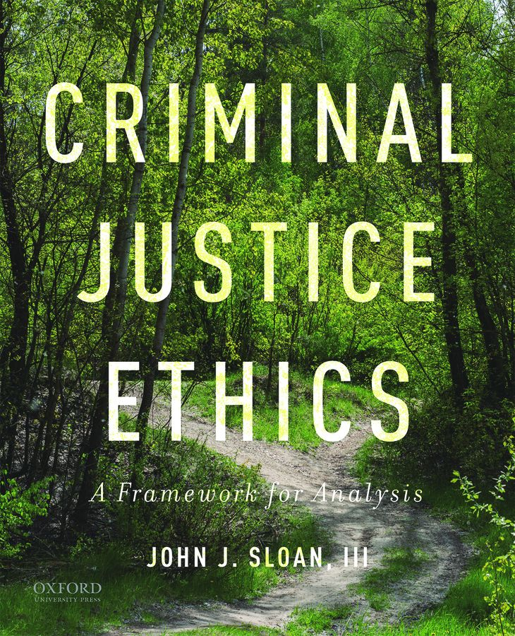 Criminal Justice Ethics Student Resources