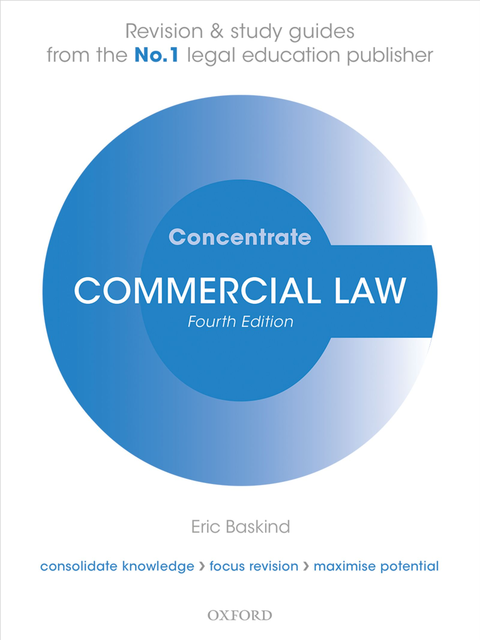 Commercial Law Concentrate 4e