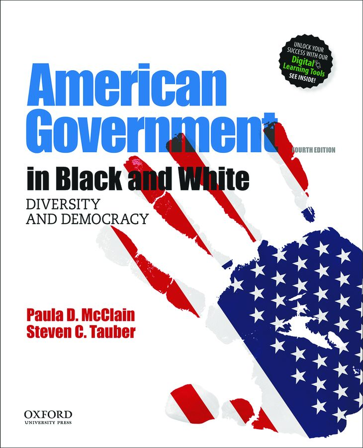 American Government in Black and White 4e Instructor Resources