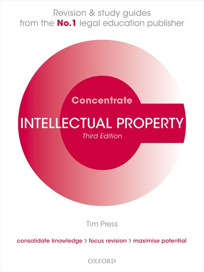 Intellectual Property Law Concentrate 3e