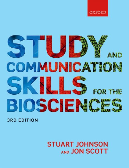 Study and Communication Skills for The Biosciences 3e