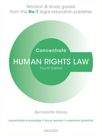 Human Rights Law Concentrate 4e