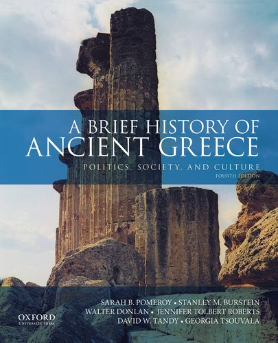 A Brief History of Ancient Greece 4e