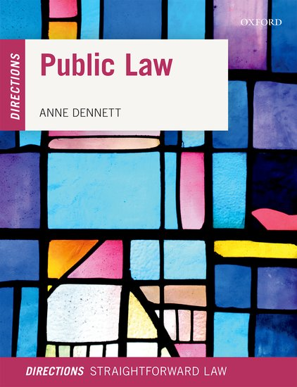 Public Law Directions Student Resources