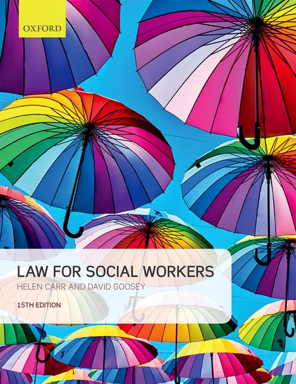 Law for Social Workers 15e Lecturer Resources