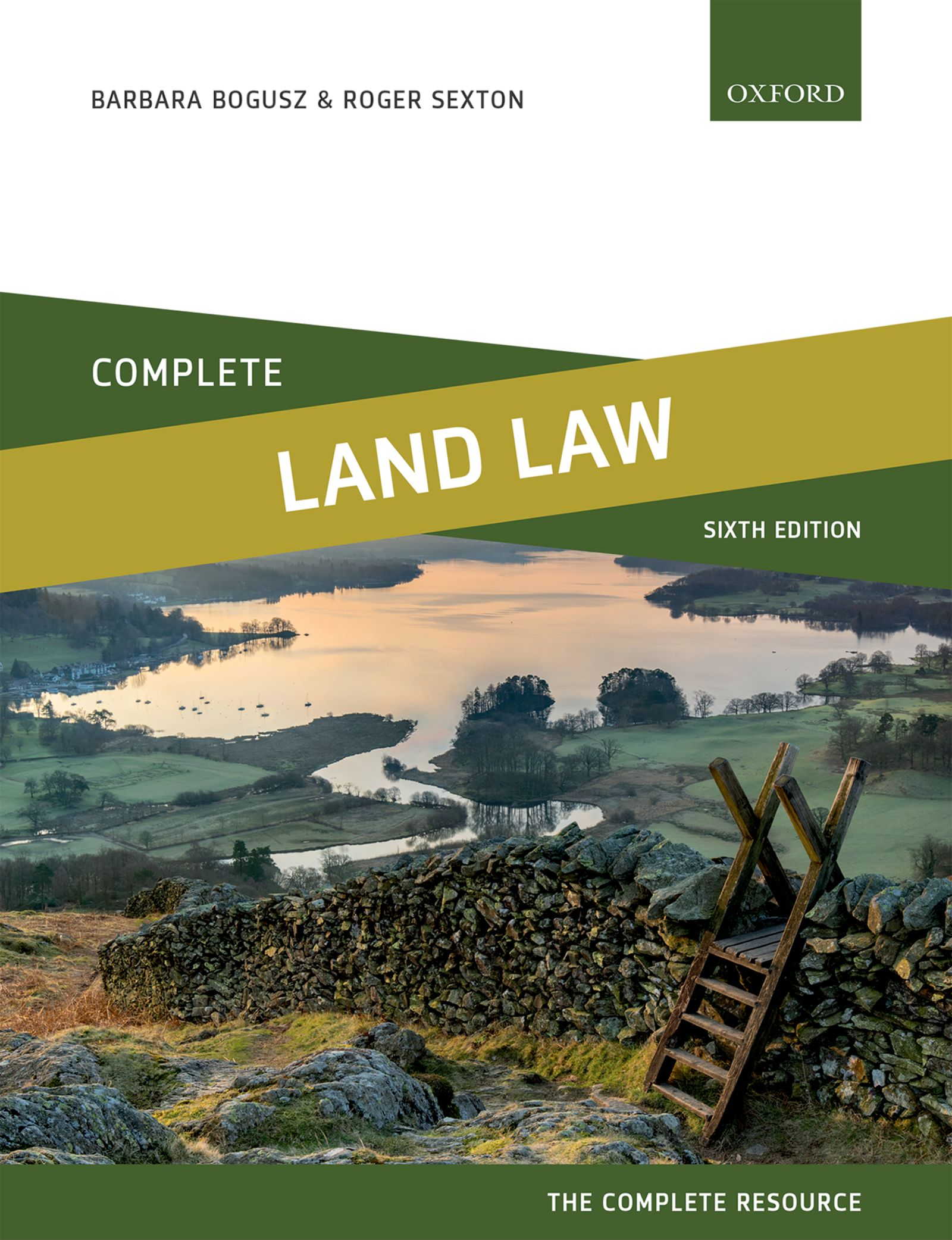 Complete Land Law Text, Cases, and Materials 6e Resources