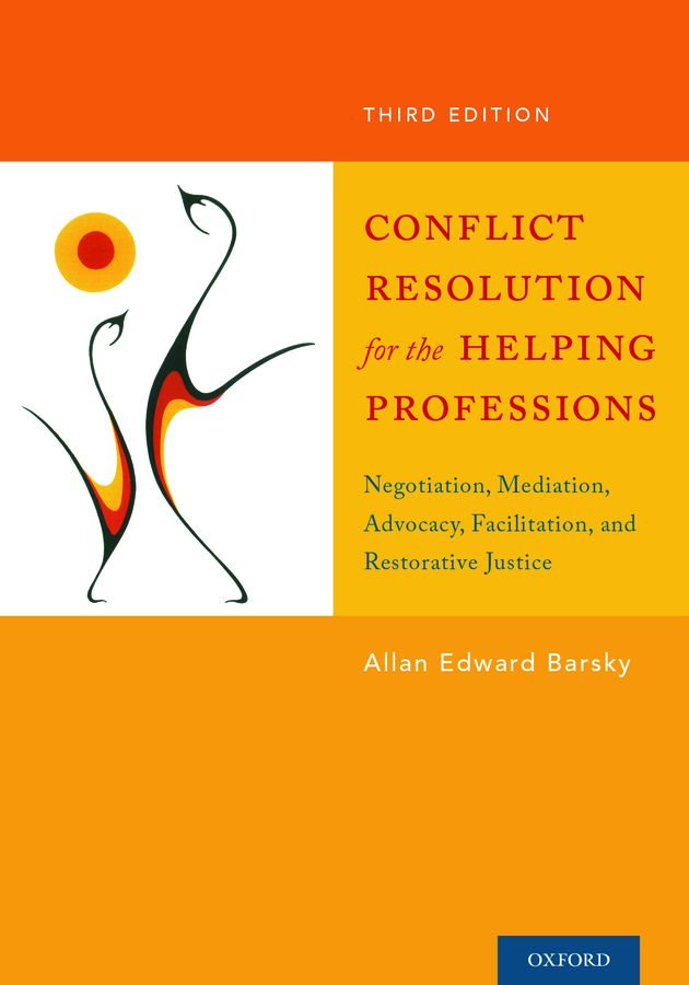 Conflict Resolution for the Helping Professions 3e