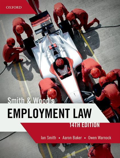 Smith & Wood's Employment Law 14e