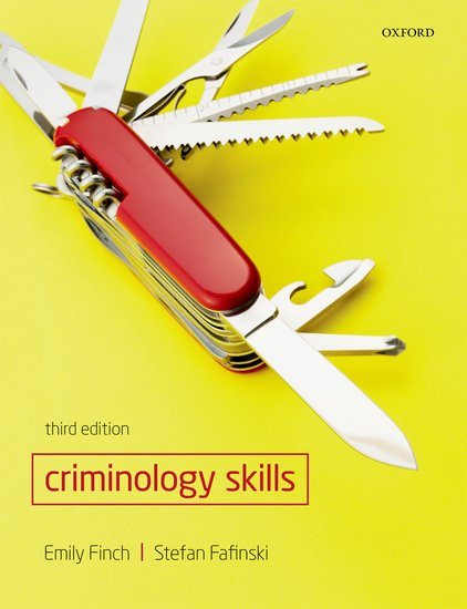 Criminology Skills 3e Student Resources