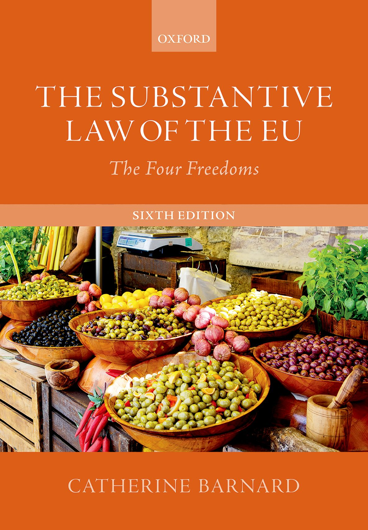 The Substantive Law of the EU 6e Instructor Resources
