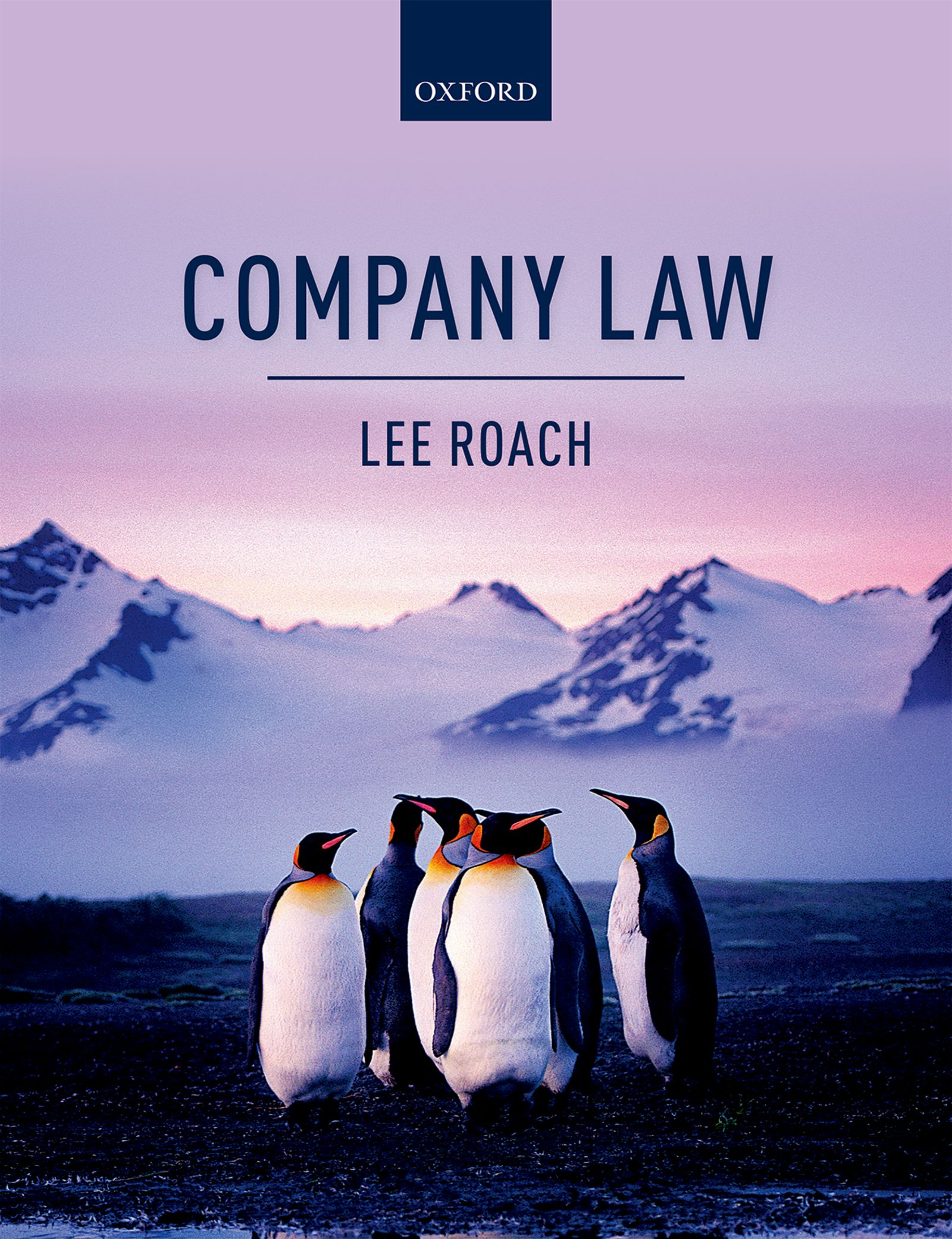 Roach, Company Law 1e Resources