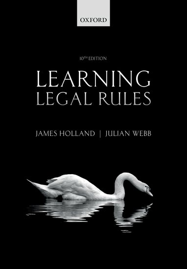 Learning Legal Rules 10e Instructor Resources