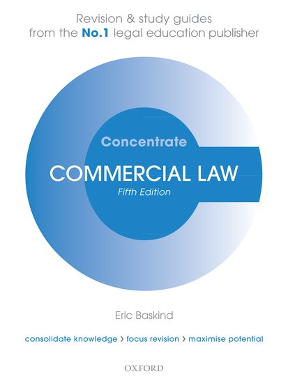 Commercial Law Concentrate 5e Resources