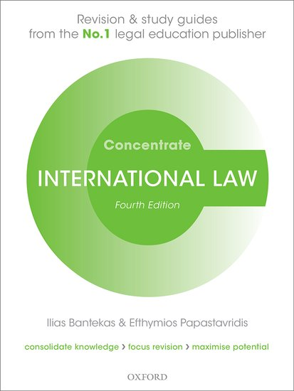 International Law Concentrate 4e