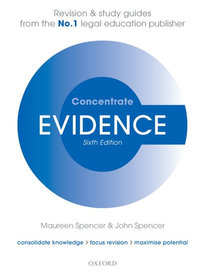 Evidence Concentrate 6e