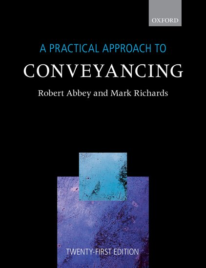 A Practical Approach to Conveyancing 21e Student Resources