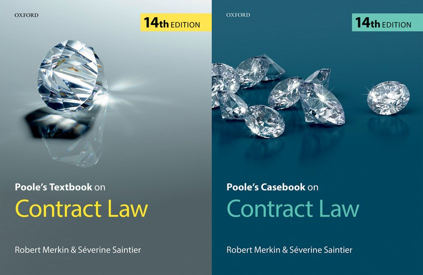 Poole's Contract Law
