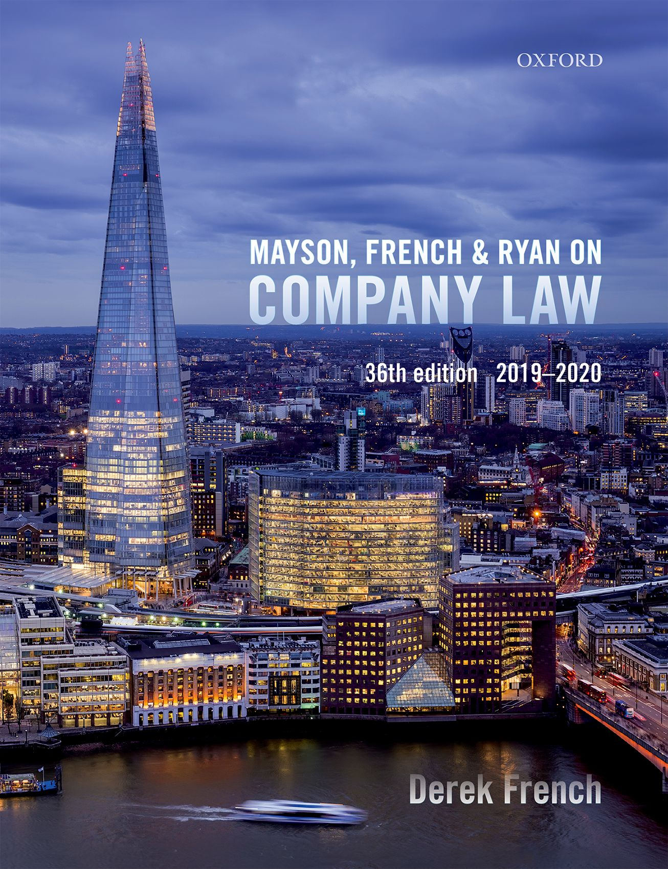 Mayson, French, & Ryan on Company Law 36e Resources