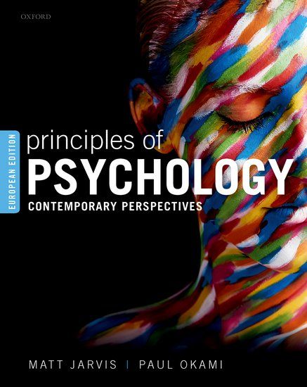 Principles of Psychology: Contemporary Perspectives, European Edition Instructor Resources