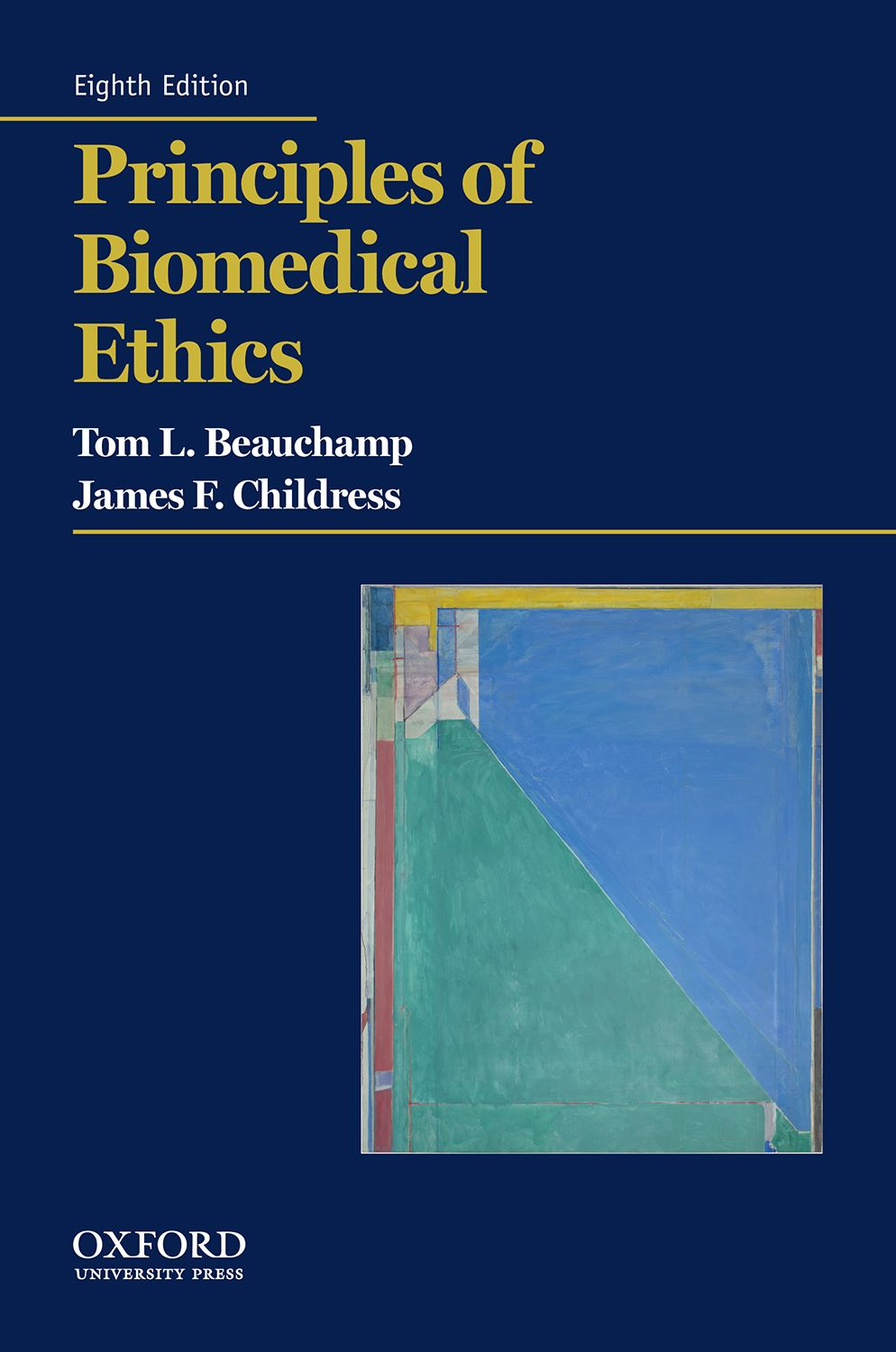 Principles of Biomedical Ethics 8e