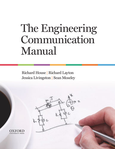 Engineering Communication Manual Instructor Resources