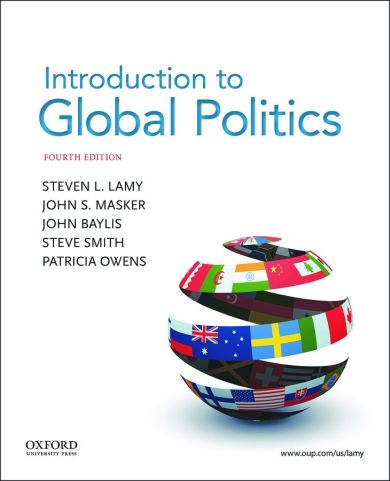 Lamy et al, Introduction to Global Politics 4e