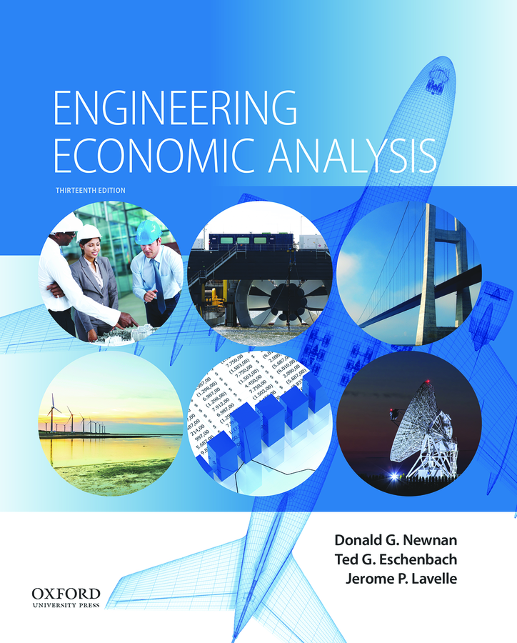 Engineering Economic Analysis, 13e, Instructor Resources