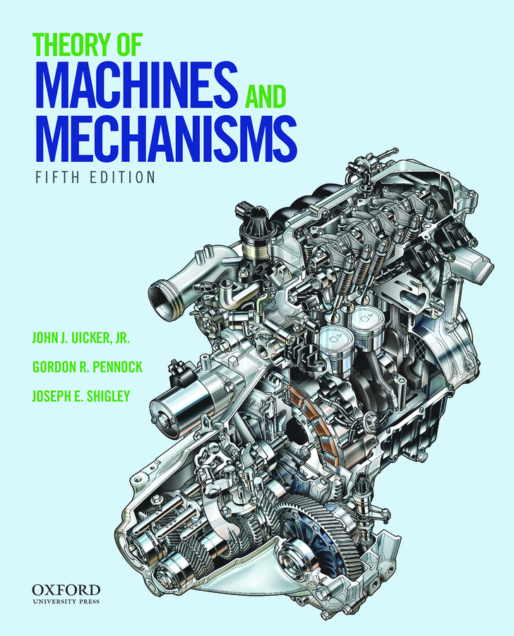 Theory of Machines and Mechanisms, 5e Student Resources