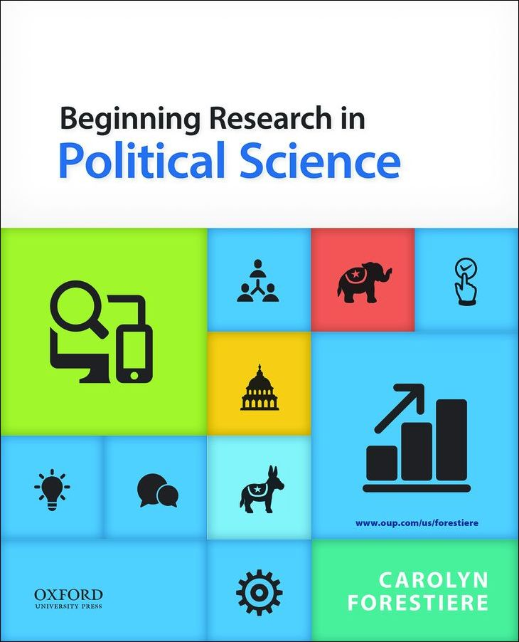 Forestiere, Beginning Research in Political Science 1e