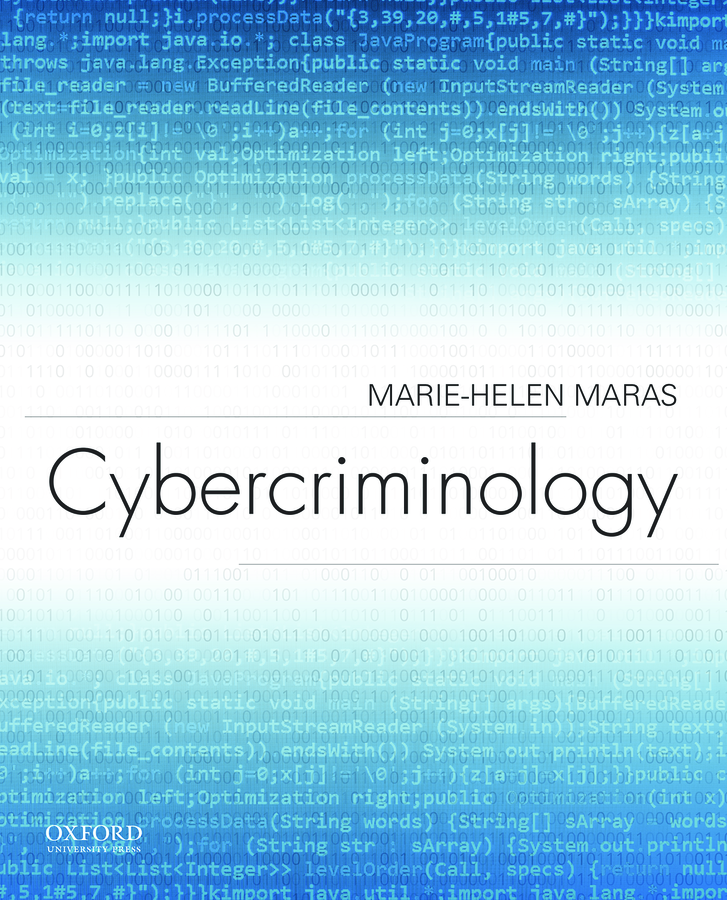 Cybercriminology Instructor Resources