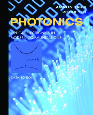 Photonics 6e Instructor Resources