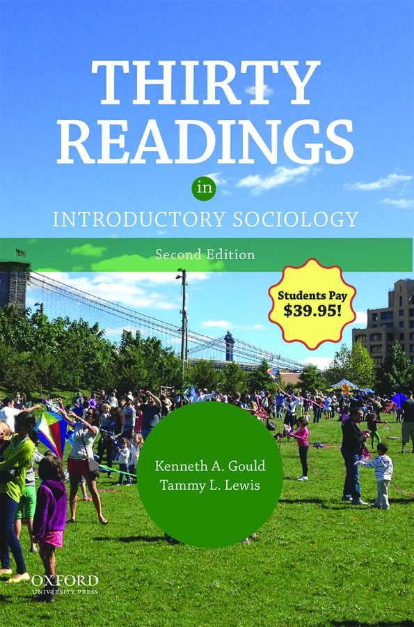 Thirty Readings in Introductory Sociology 2e