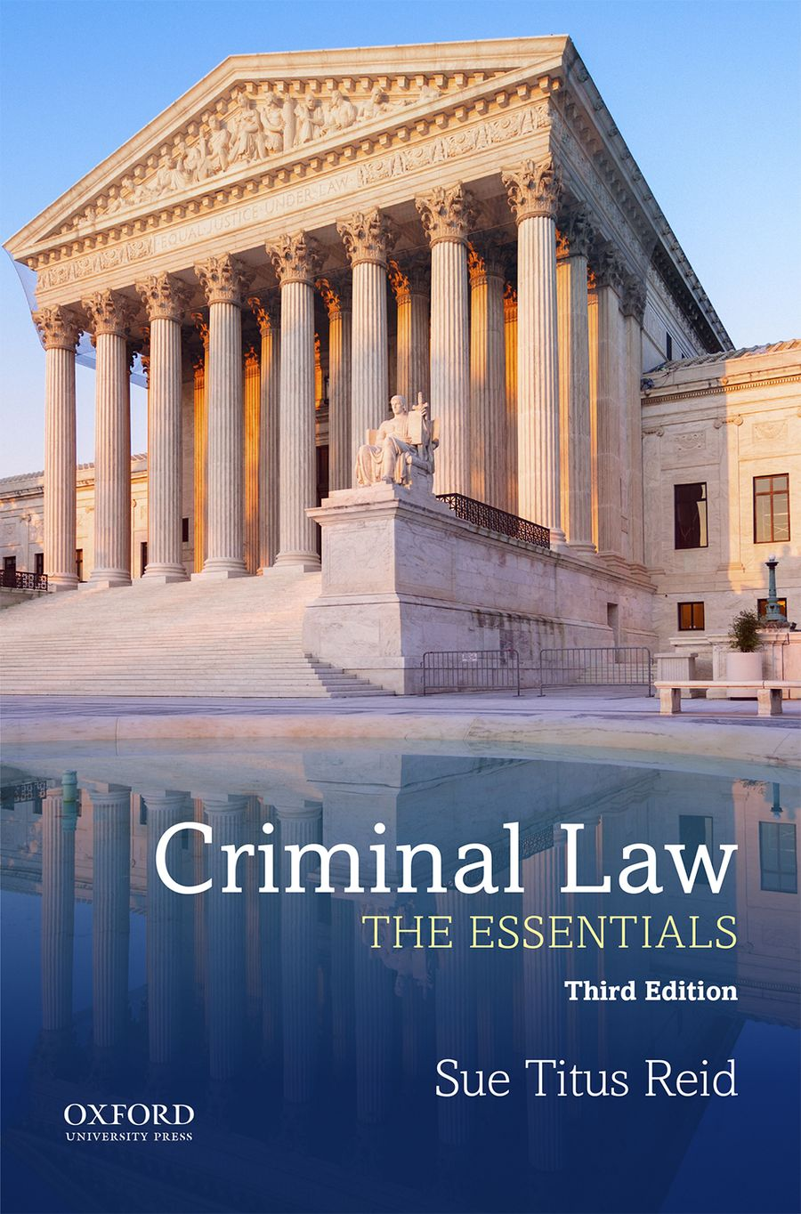 Criminal Law: The Essentials 3e, Instructor Resources