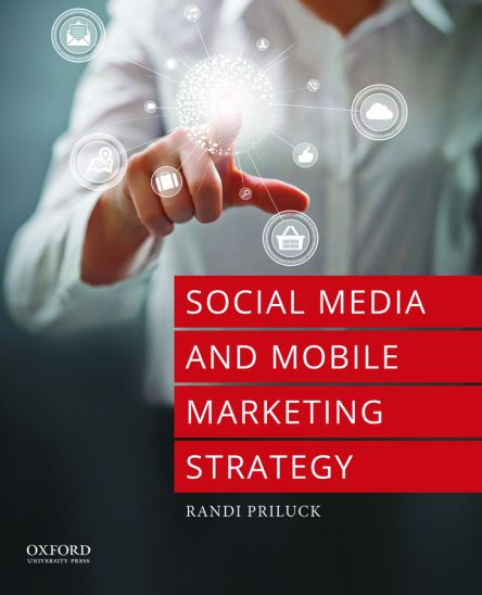 Priluck, Social Media and Mobile Marketing Strategy