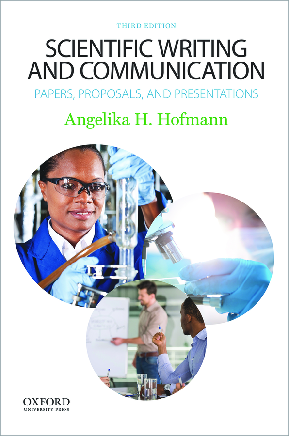 Hofmann, Scientific Writing and Communication 3e