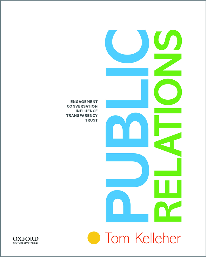 Public Relations 1e Instructor Resources