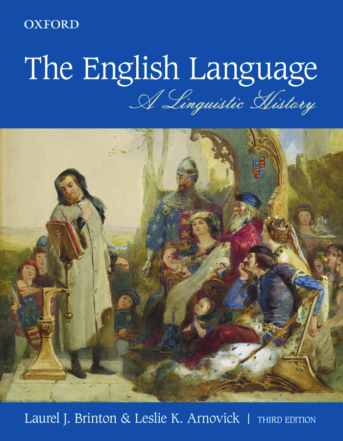 The English Language A Linguistic History 3e