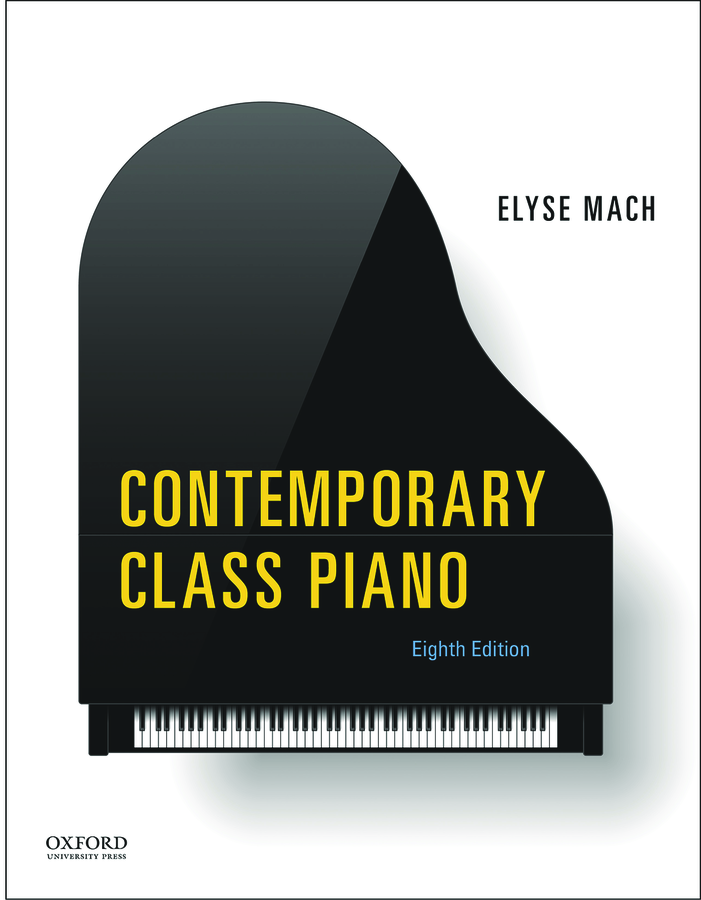 Contemporary Class Piano 8e