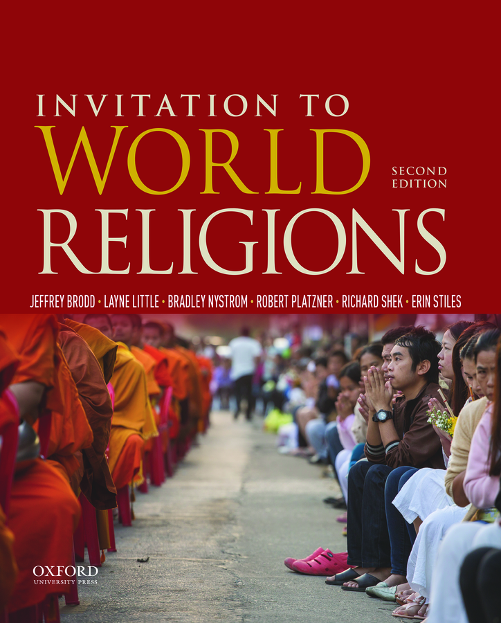 Brodd, Invitation to World Religions 2e
