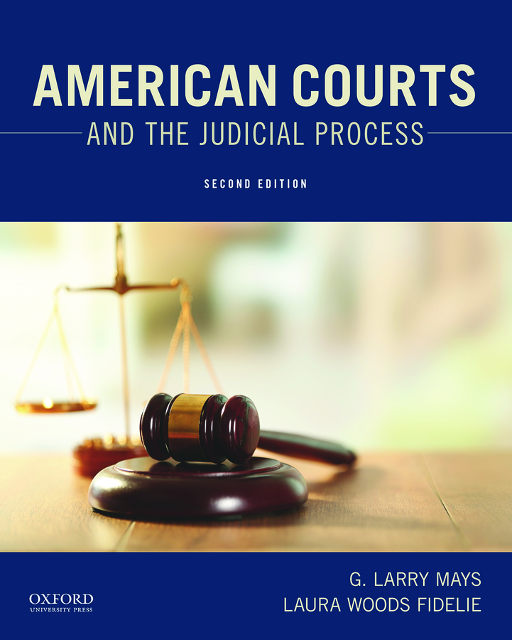 American Courts and the Judicial Process 2e Instructor Resources
