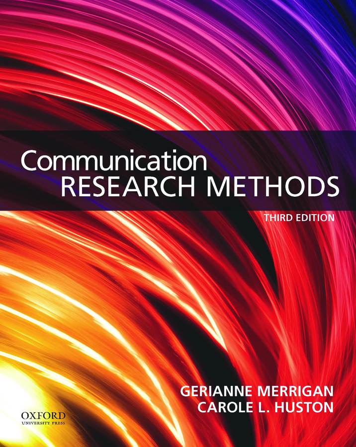 Merrigan, Communication Research Methods 3e
