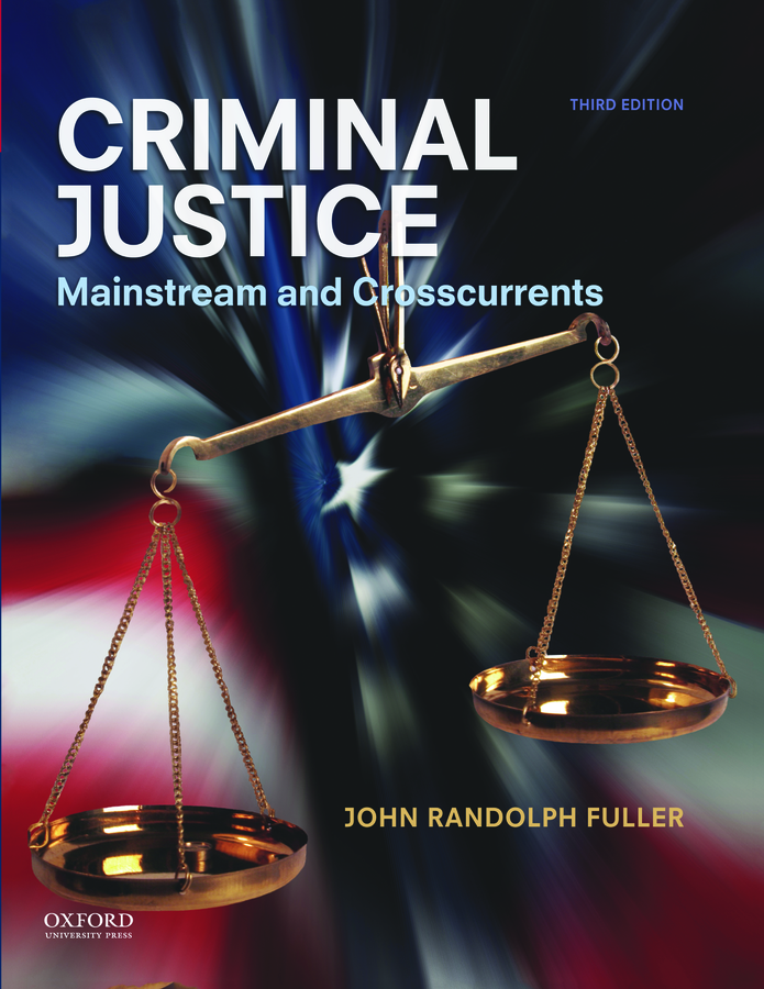 Criminal Justice 3e Instructor Resources