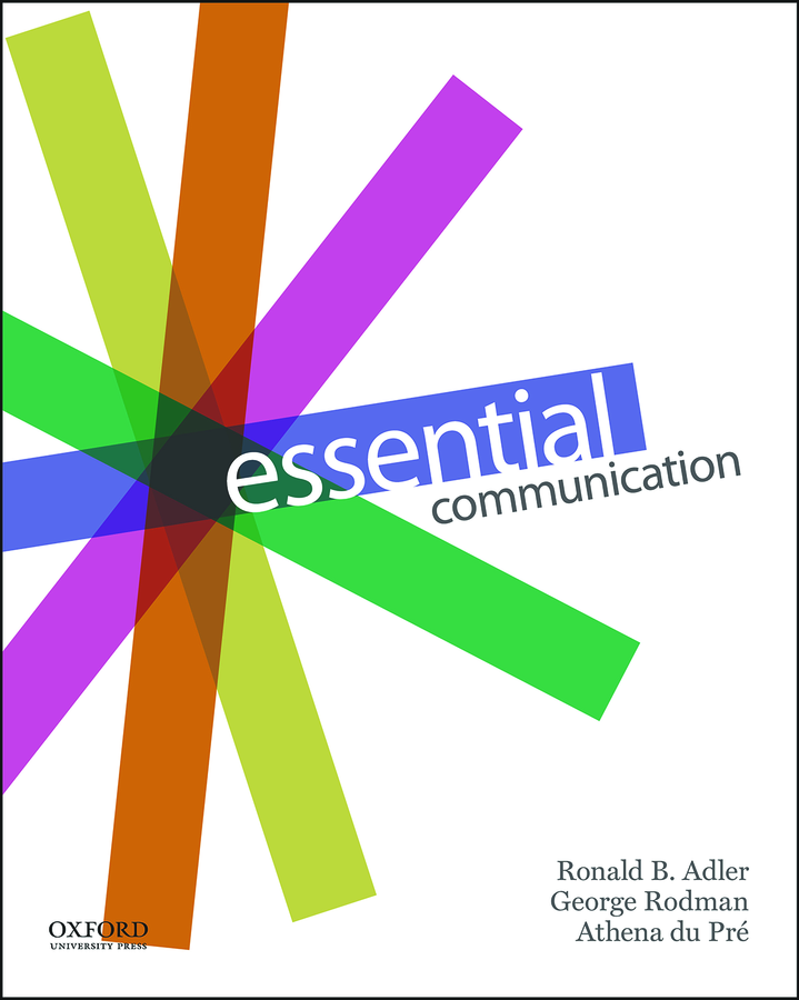 Adler, Essential Communication